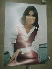Super Jackson Charlies Angels vintage Poster 1977 hot sexy actress C50