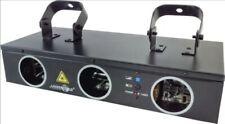 Laserworld EL-200RGB Showlaser DMX Rot Grün Blau