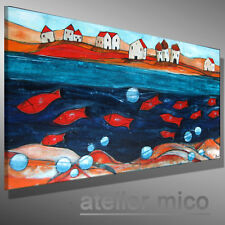 ORIGINAL C. GOETHE modern Kunst abstrakt Gemälde bilder malerei Bilder Wandbild