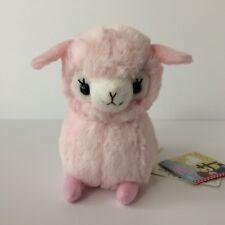 AMUSE Original Baby Alpacasso Pink Girl (16cm) Arpakasso Alpaca Plush Japan NWT