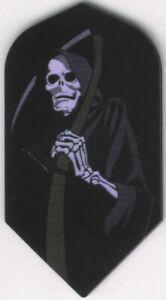 Grim Reaper Slim Dart Flights: 3 per set