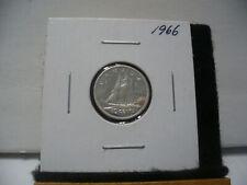 1966  CANADA SILVER DIME   CANADIAN   10  CENT COIN  66  NICE  GRADE  SEE PHOTOS