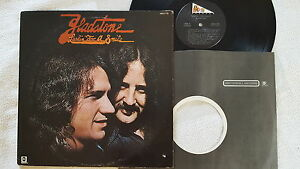 GLADSTONE - Lookin For a Smile 1973 RURAL Folk Country Rock (LP) VG EX