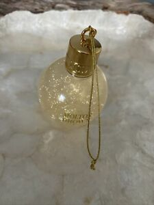 Molton Brown Vintage With Elderflower Festive Bauble 75ml NEW & GIFT WRAPPED