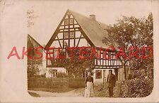 Architektur/Bauwerk Echtfotos vor 1914 aus Sachsen