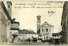 1905 - Gallarate - P.za Vitt. Ema. II e il Duomo
