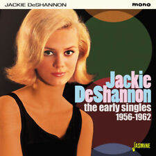 Jackie DeShannon : The Early Singles 1956-1962 CD (2018) ***NEW***