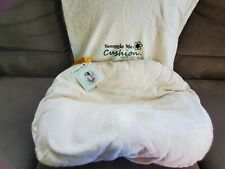 Snuggle Me Organic Infant Lounger $140 Plus Natural cover $40
