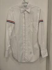 Authentic Thom Browne Two-Toned Armband shirt white Size small/1 new without tag