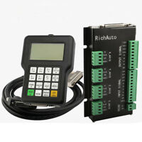 RichAuto A18E 4 Axis Linkage Motion DSP CNC Controller for CNC Router Machine