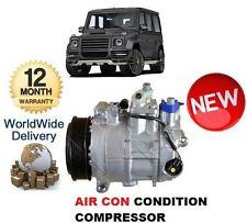 für Mercedes G320 G500 G55 G270CDI 1997> AC luft Klimaanlage Kompressor