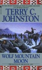 Wolf Mountain Moon by Johnston, Terry C.