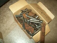 Assorted Metal Working & Machinists Tools 0ver 16 pounds Priced as Found