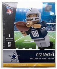 Dez Bryant Dallas Cowboys NFL Fútbol Americano Oyo ladrillo Juguete Figura De Acción