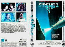 "VHS - "" SIRENE I - Mission im Abgrund ( Endless Descent ) "" (1990) - Ray Wise"