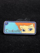 Disney Pin - Cinderella - Rear View Mirror