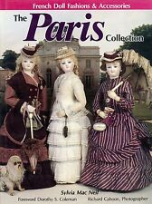 Antique French Doll Fashions & Accessories - Dresses & Ensembles / Scarce Book