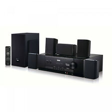 Bluetooth Home Theater Surround Sound Speaker System 5.1 Channel Audio Amplified