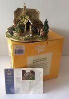 Lilliput Lane The Stonemason British Collection Boxed w/Deeds L2140