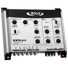 BOSS Audio bx35 - 3-way crossover elettronico subwoofer auto