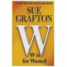 W Is for Wasted-ExLibrary