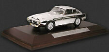 Altaya Pegaso Z-102 - 1952 Chrome 1/43 Scale on Wooden Plynth in Case - T48 Post