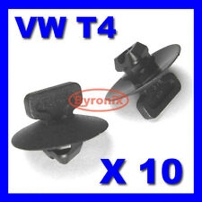 VW T4 TRANSPORTER CARAVELLE BONNET PAD PANEL PLASTIC TRIM CLIPS SOUND PROOFING