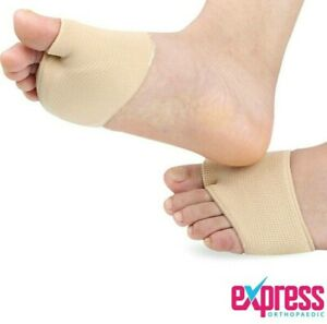 Pair of Foot Cushion Metatarsal Ball of Feet Pads Pain Relief Mortons Neuroma UK