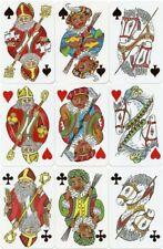 RARE DUTCH PLAYING CARDS - SINTERKAARTSPEL - 2004