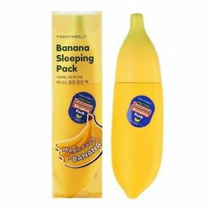 Tonymoly Magic Food Banana Sleeping Pack 85ml