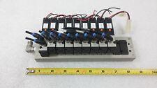 Smc Vz312M Valves on Manifold
