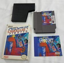 Kabuki Quantum Fighter Nintendo Entertainment System NES COMPLETE IN BOX CIB