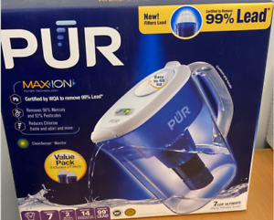 Pur Maxion Filter Technology Pitcher