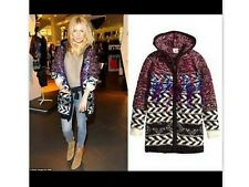 Isabel Marant pour H&M Hooded Knit Cardigan sweater 10-12 Y Wool XS jacket apres