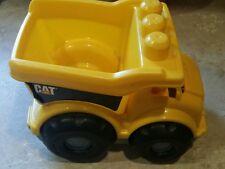 Mega Bloks Cat Dump Truck Toys
