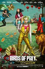 HARLEY QUINN VENGEANCE 8x10 3D SHADOWBOX DC COMICS MOVIE MARGOT ROBBIE CRAZY NEW