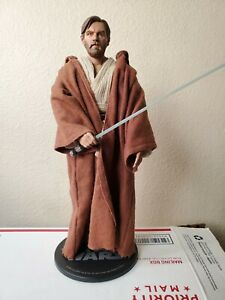 Sideshow Collectible Star Wars: Obi-Wan Kenobi (Order of the Jedi) [No Box]