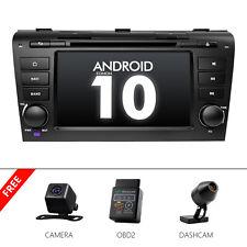 """CAM+OBD+DVR+Eonon For Mazda3 Mazda 3 7"""" Car Stereo GPS Navigation DVD Android 10"""