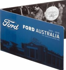 "NEW 2017 FORD AUSTRALIA CLASSIC  50c UNC COIN "" RARE COIN FROM SET!! Australia"