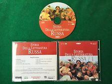 1 CD-ROM - STORIA DELLA LETTERATURA RUSSA , L'Espresso (2000)