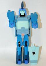 Transformers G1 Blurr BROKEN SHIELD Vintage 1986 Hasbro Autobot Messenger