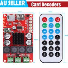 TPA3116 Stereo 50W+50W Bluetooth Audio Receiver Amplifier Board + Remote Control