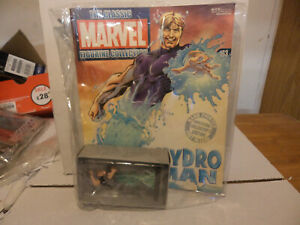 CLASSIC MARVEL FIGURINE COLLECTION ISSUE 163 HYDROMAN  BAGGED MINT UNOPENED