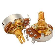 Pack of 5pcs A250k OHM Pot Guitar Audio Volume Potentiometer