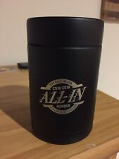 Ontario Reign AHL Metal Can Coozie - Unscrew The Lid And Keep Your Drink Cold