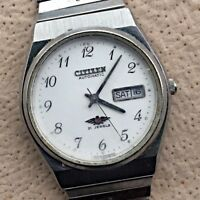 Citizen Seven Automatique Vintage Montre Watch Fonctionnel 71-4933 GN-4W-S 36mm