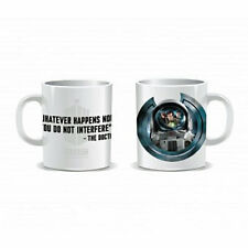 Doctor Who Mug 'WhatEver Happens Now You Do Not Interfere' Loose In a Gift Box