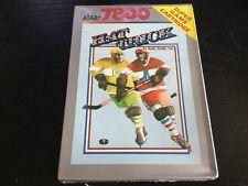 ATARI 7800 HAT TRICK hockey NUOVO SIGILLATO VIDEOGIOCO