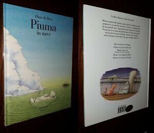 Piuma in nave, Hans de Beer, 1°Ed. Nord-Sud Edizioni 2000.