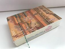 CHINA AIRLINES Exclusive~The Palace Museum Forbidden City Qingming PLAYING CARDS